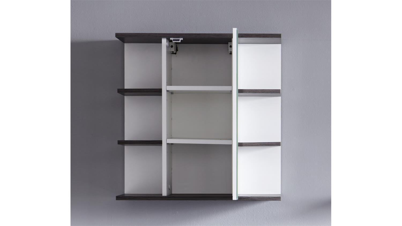 Spiegelschrank 60x60 Doppelrollo Ohne Bohren Doppelrollos Ohne Bohren