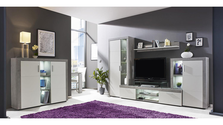Wohnzimmermobel Betonoptik Ausziehbare Esstische Online Kaufen Mobelix