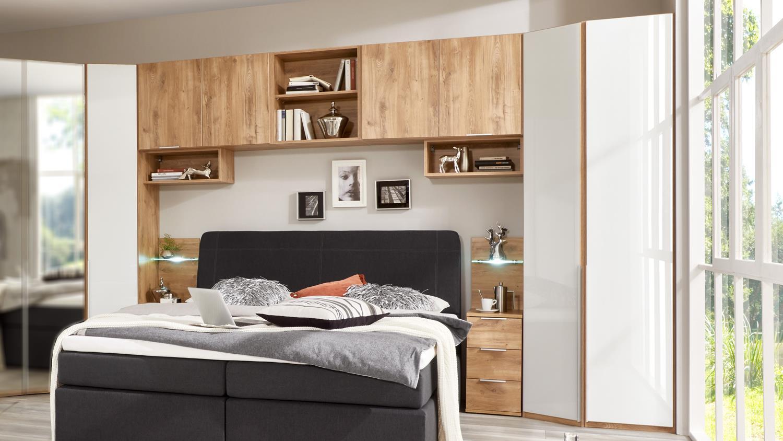 Bettüberbau Schlafzimmer   Witschi Kopfkissen Lattenroste Bei ...