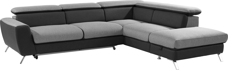 Sofa Mit Schlaffunktion Kika Merry Couch Leder Braun Big Sofa