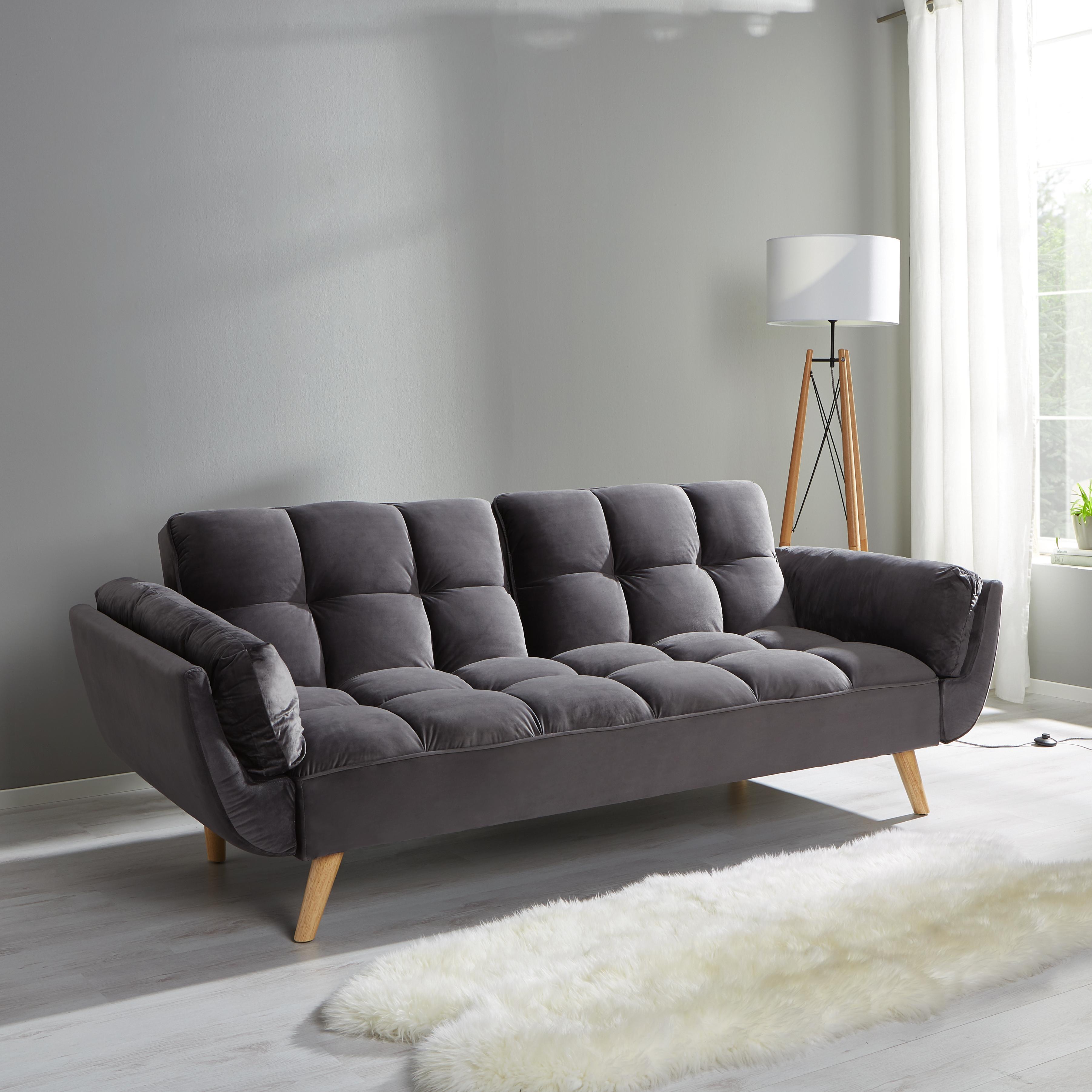 Sofa Clara Mit Schlaffunktion
