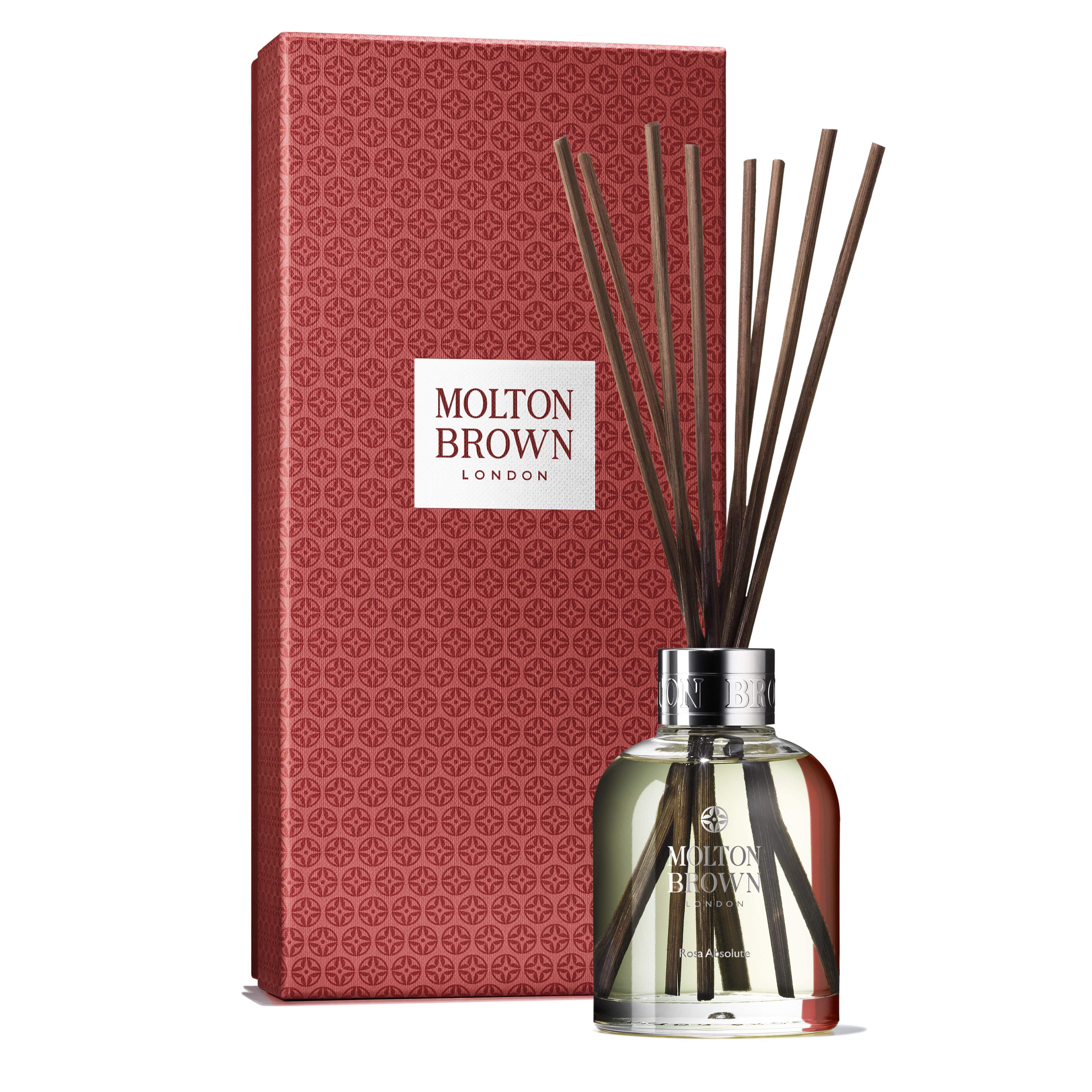 Raumduft Diffuser Rosa Absolute Aroma Reeds