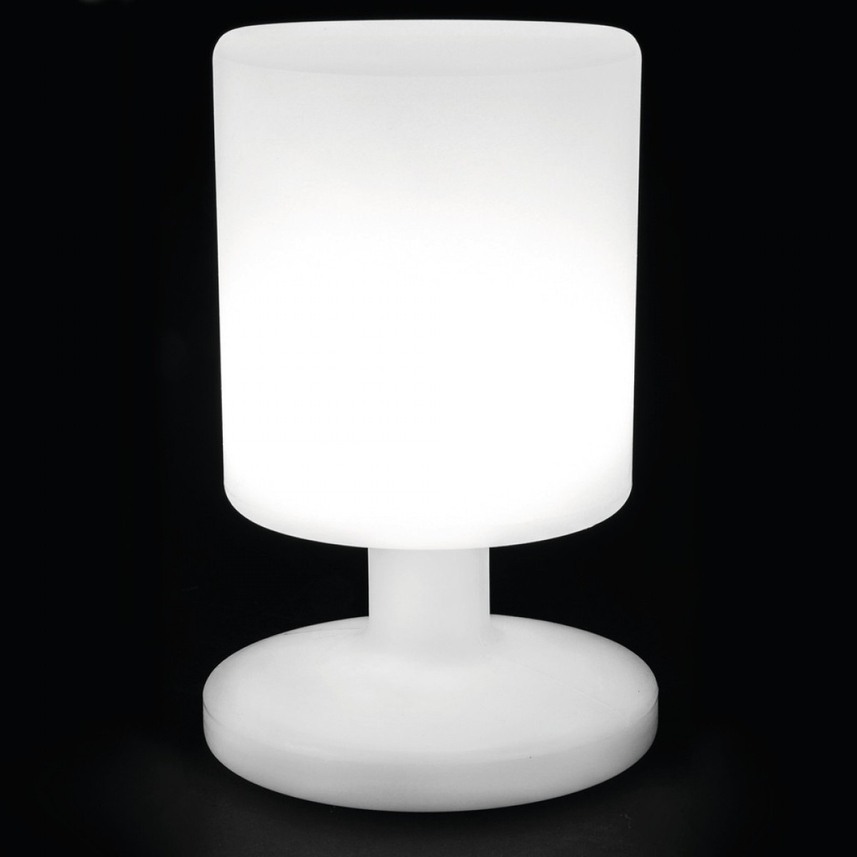 Lampe Led Table Exterieur Lampe De Table Extérieure Led Gurav Blanc