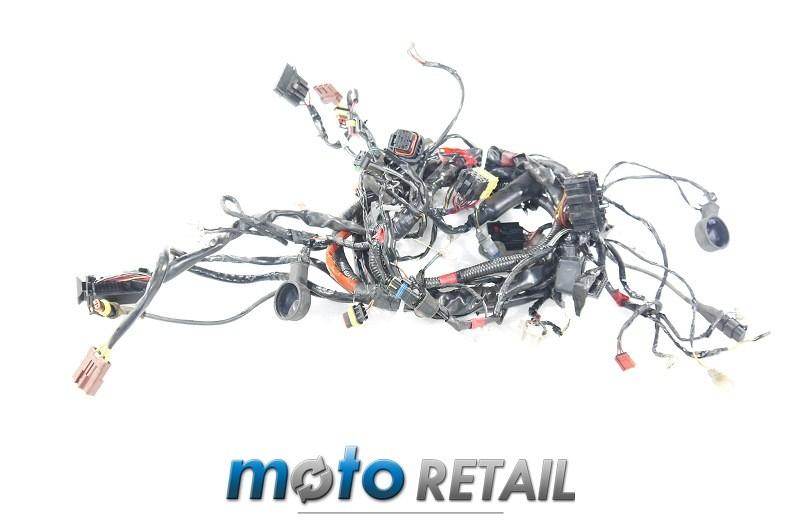 05 Piaggio Vespa GTS 250 ie Wiring harness cables loom