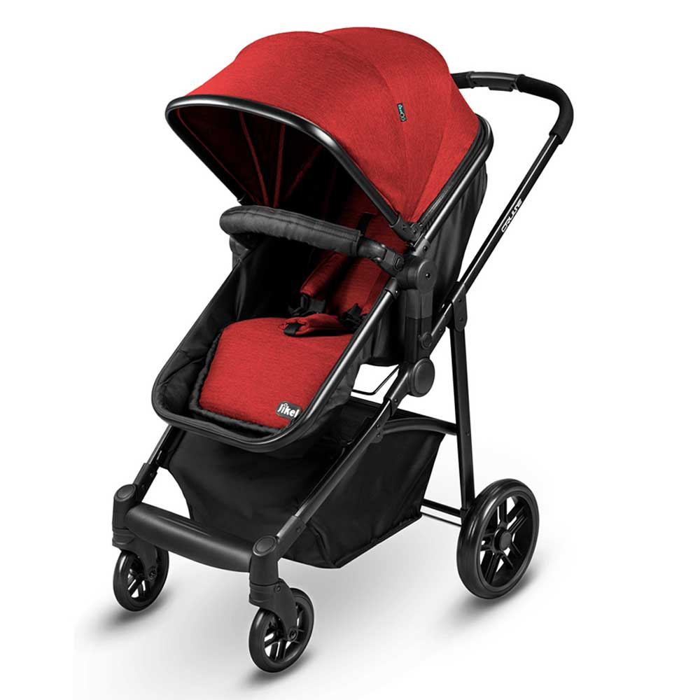 Steelcraft Infant Carrier Dimensions Jikel Cruise Stroller Red