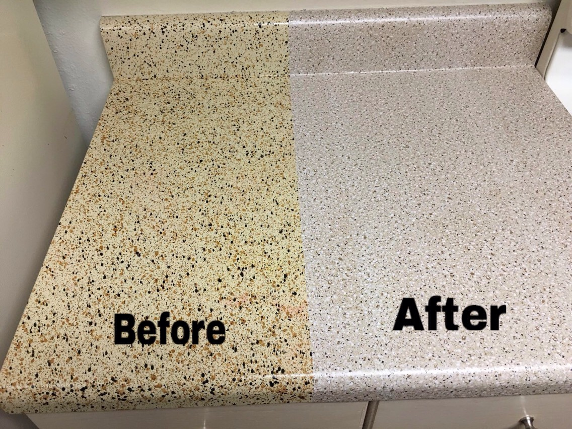 Remove Permanent Marker From Granite Countertop Musely