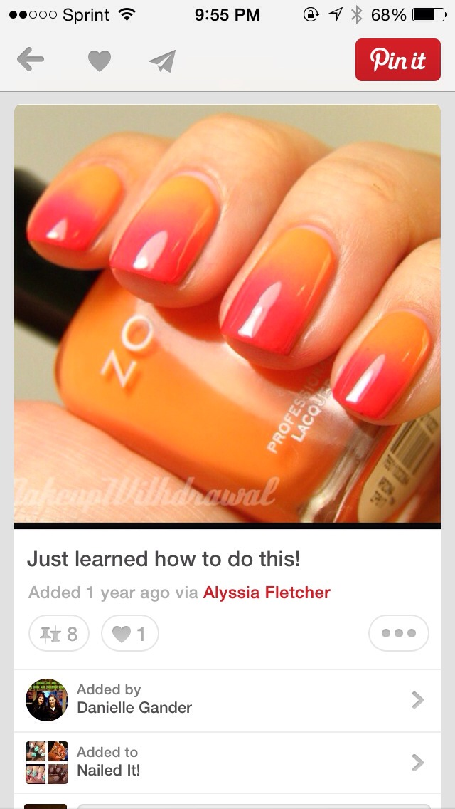 How To Blend Nail Polish Colors Musely