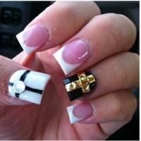 Cute && FLIRTY girly Nail Art! - Musely