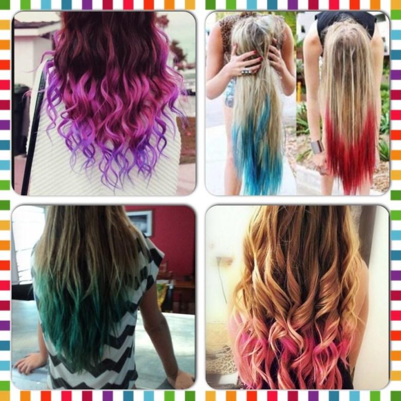 How To Kool Aid Dip Dye Your Hair Anexa Beauty