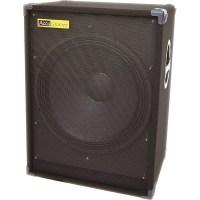 AccuGroove Whappo Grande Bass Cabinet | Music123