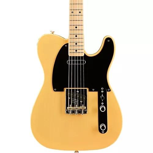 Fender American Vintage \u002752 Telecaster Electric Guitar Musician\u0027s