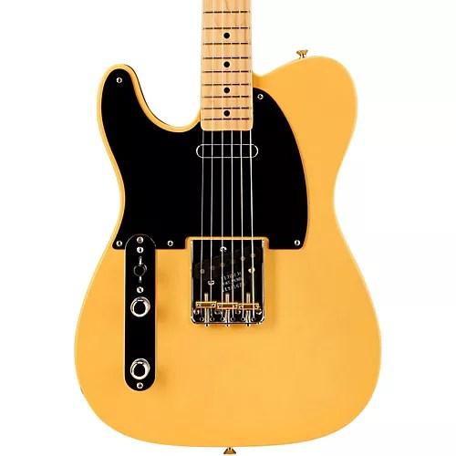 Fender American Vintage \u002752 Telecaster Left Handed Electric Guitar