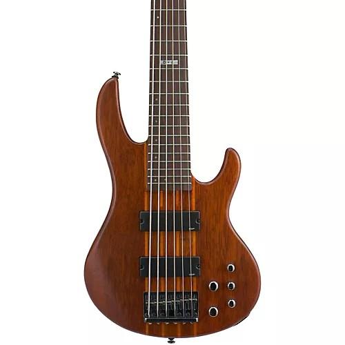 ESP LTD D-6 6-String Bass Guitar Satin Natural Musician\u0027s Friend