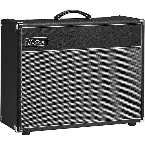 Kustom The Defender V100 100W 2x12 Guitar Combo Amp Musician\u0027s Friend