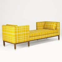 Edward Wormley - tete-a-tete sofa, 1960, Mahogany,...