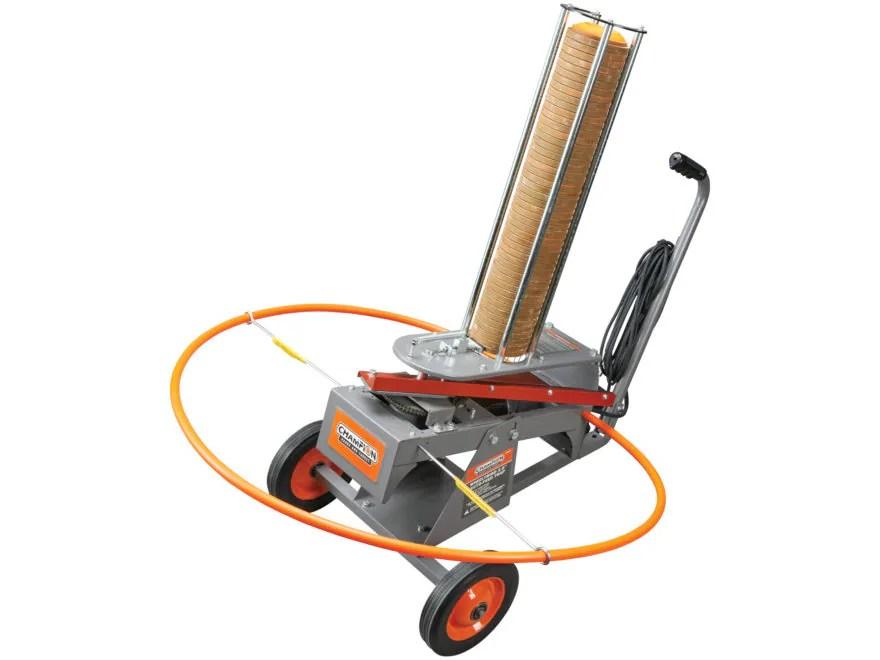 Champion Wheelybird 20 Auto Feed Electric Trap Clay Mpn