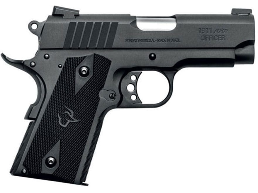 Taurus 1911 Officer Pistol 45 ACP 351\