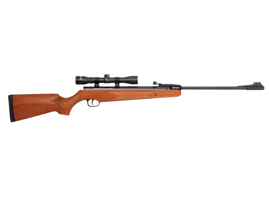 Remington Express Air Rifle 22 Cal Pellet Wood Stock - MPN 89204