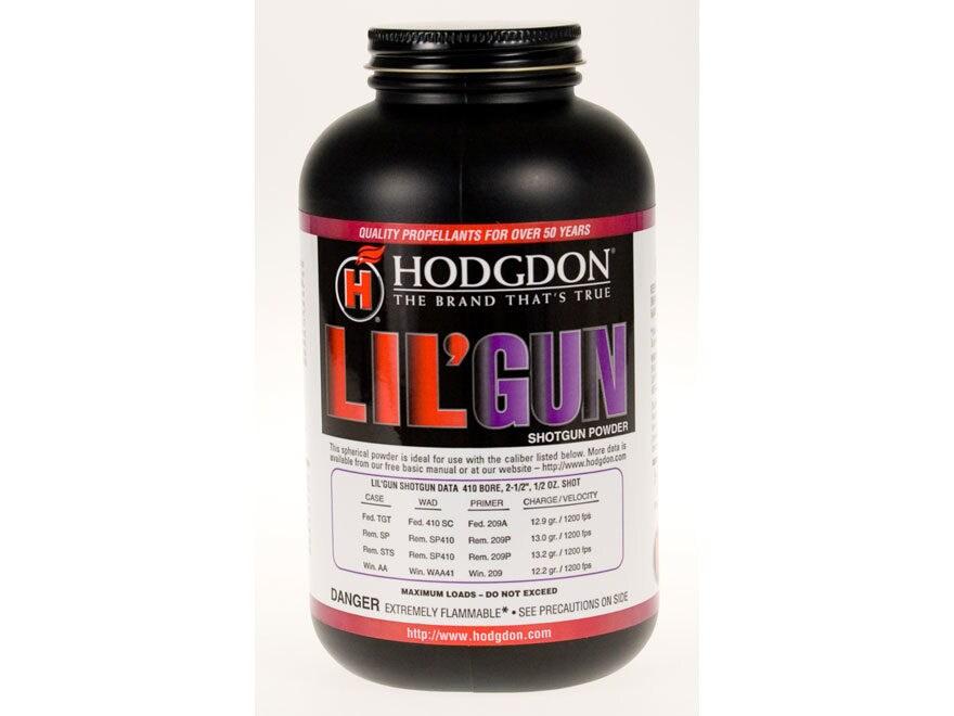 Hodgdon Lil\u0027 Gun Smokeless Powder