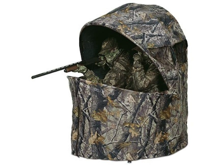 Ameristep Two Man Deluxe Chair Ground Blind 61 X 52 X 60