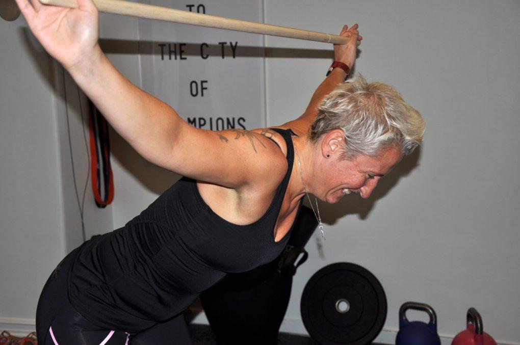 Personlig träning i Göteborg city