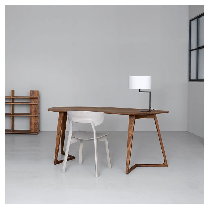 Mobilier Exterieur Haut De Gamme Contemporain Twist Office, Bureau Table Design En Bois Zeitraum