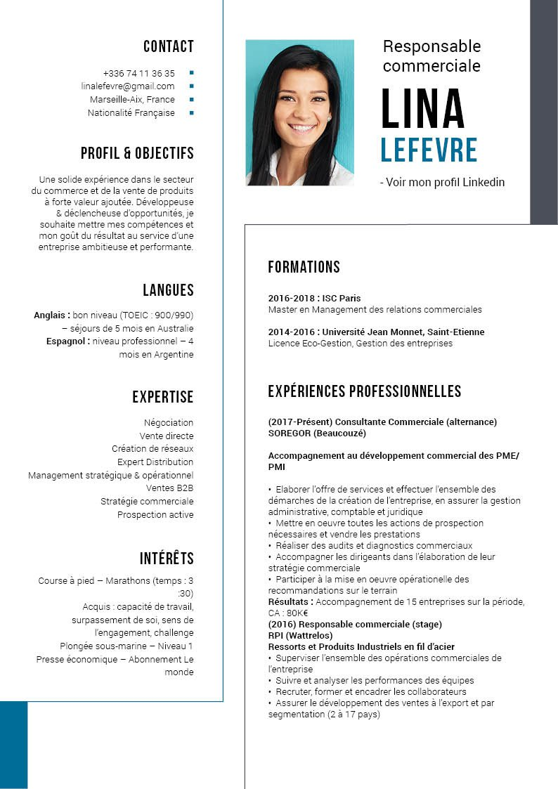 peut on telecharger son cv sur linkedin