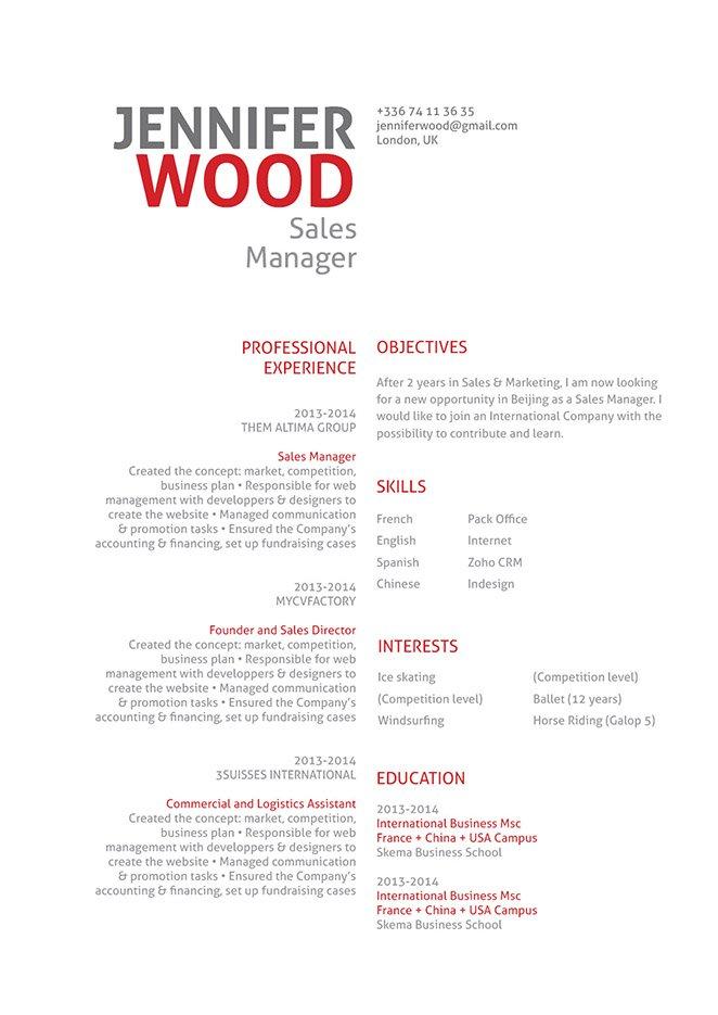 Best Resume Artful Resume · myCVfactory - how to create the best resume