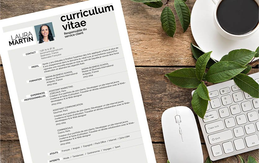 comment telecharger un cv dans linkedin