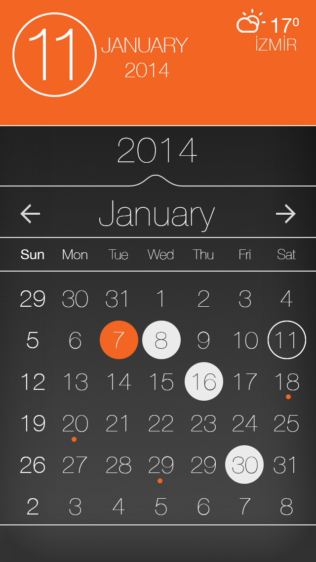Calendar Free To Download Free Vector Graphic Art Free All Free Download Calendar App Ui Design Photoshop Psd