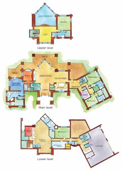 family matters log home floor plan log home living family home floor plans multi family house plans family floor