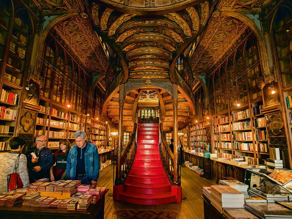 Librería Lello E Irmao Booked In Porto Inside Portugal S Most Famous Bookstore