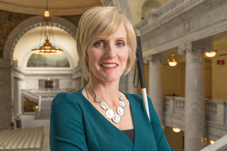 Kristen Cox, Utah Office of Management and Budget