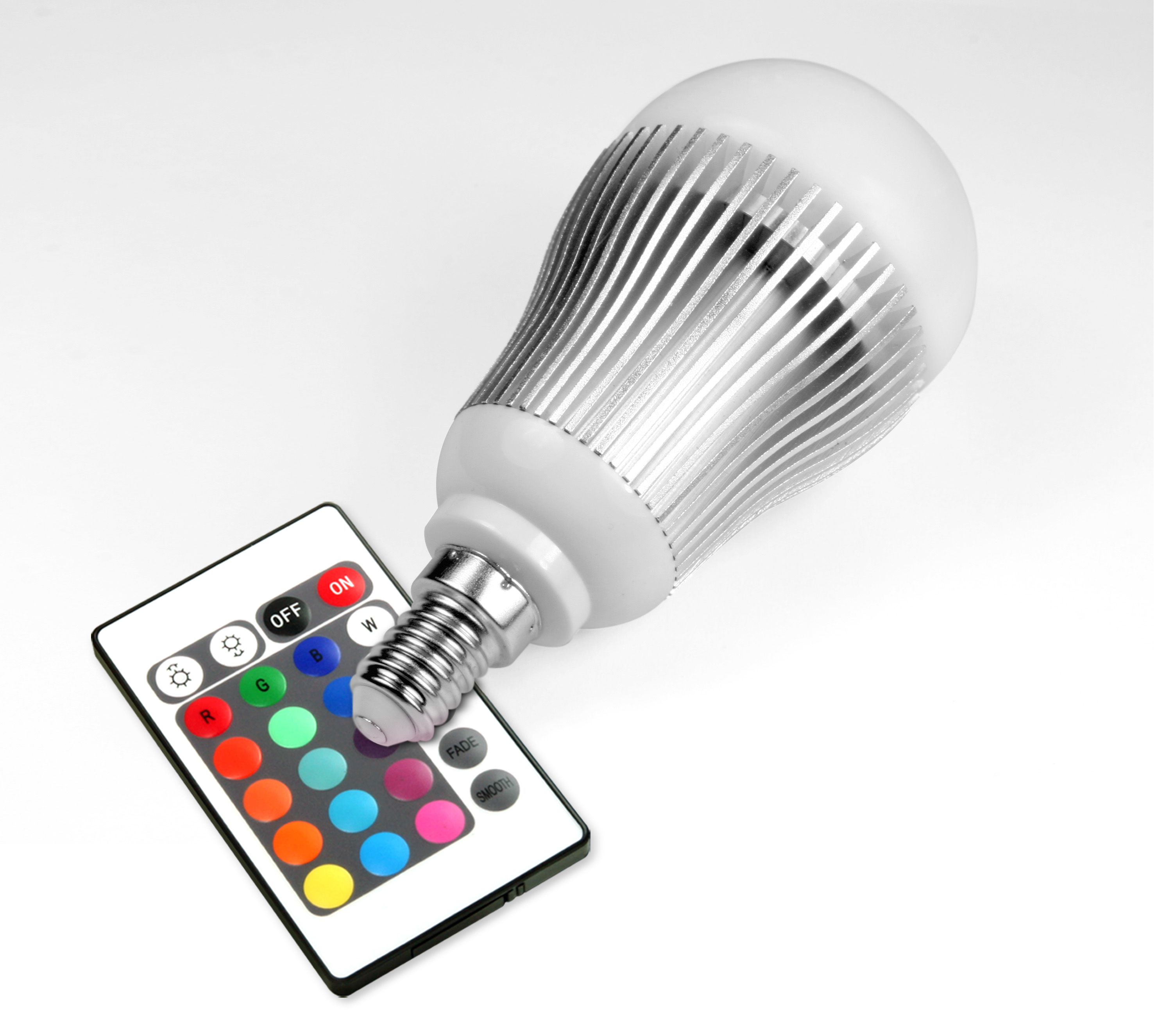Lampe Rgb Led Technaxx Led Rgb Lampe Bei Notebooksbilliger De