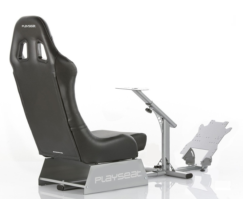 Gaming Sessel Mit Lenkrad Playseat Evolution Gaming Und Racing Stuhl Bei Notebooksbilliger De