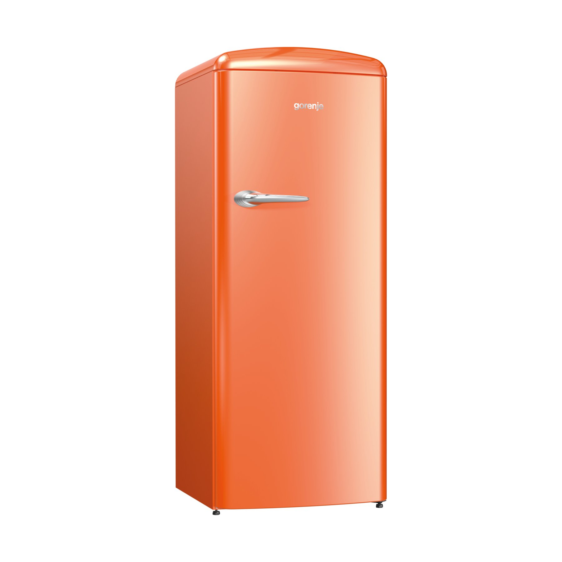 Retro Kühlschrank Orange Gorenje Orb 153 O Juicy Orange Bei Notebooksbilliger De