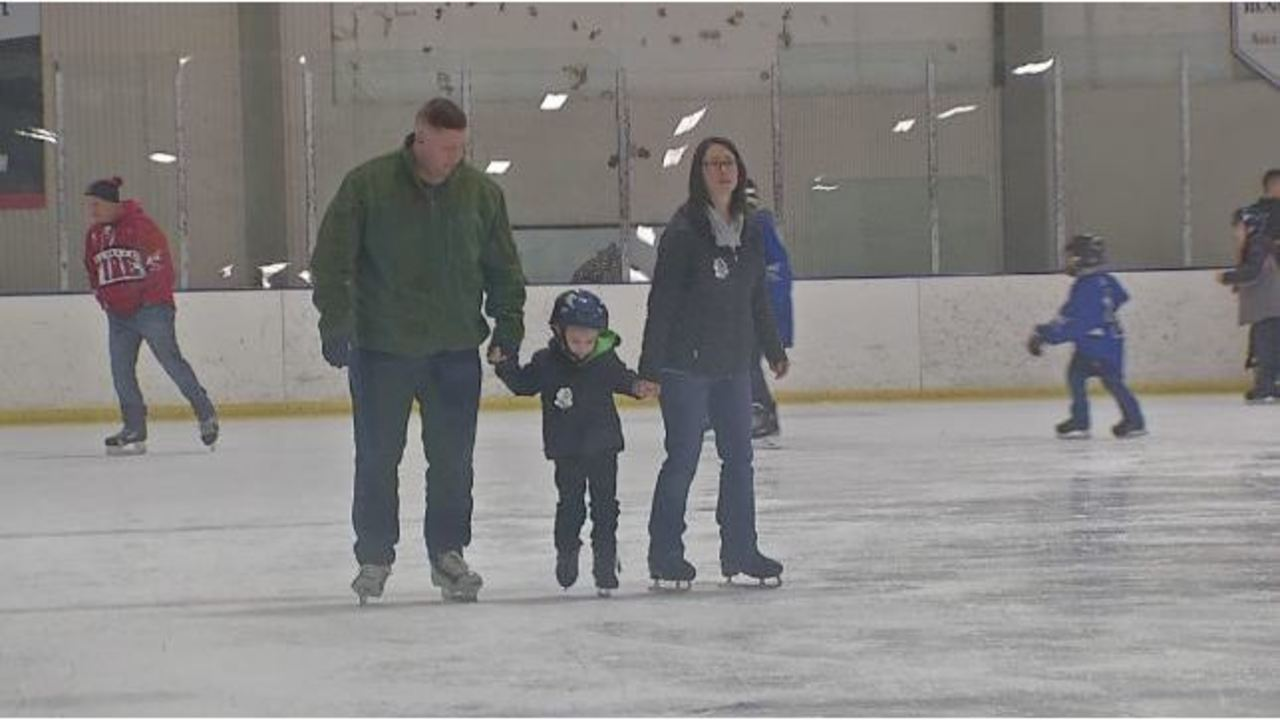 70 247 Dozens Attend First Responder Open Skate