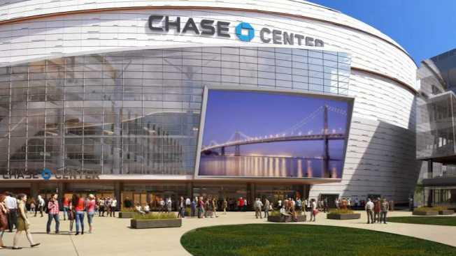 New Home Court Warriors Tour Chase Center in San Francisco\u0027s