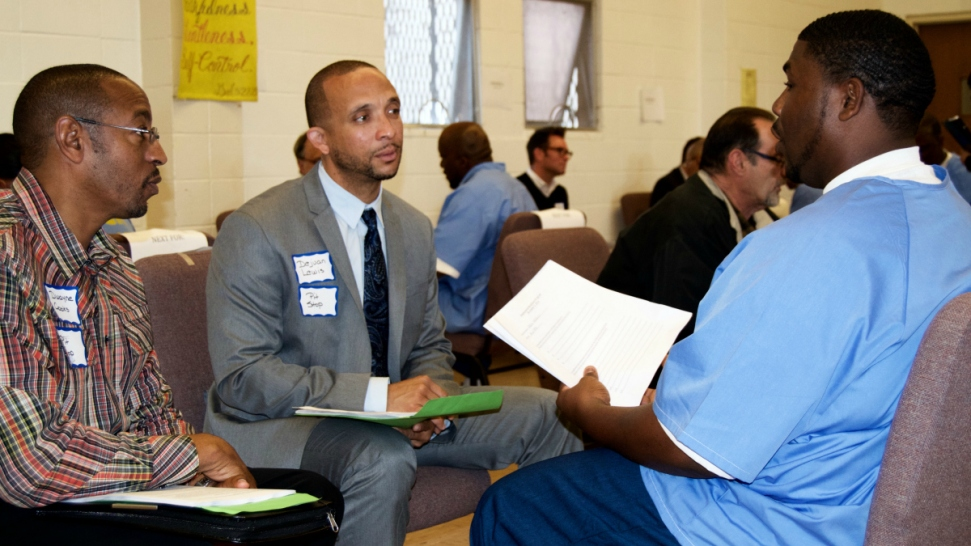 I Want to Do a Start Over\u0027 Job Fair Brings Hope to San Quentin