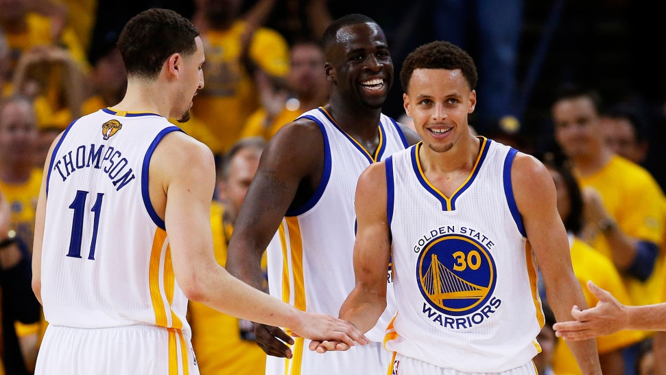 5 Golden State Warriors Among 30 Finalists for 2016 US Olympic