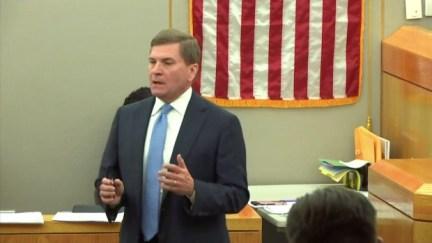 Closing Argument: Toby Shook, Defense