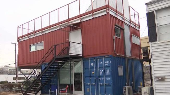 North Texans Turning Cargo Containers Into Homes Nbc 5