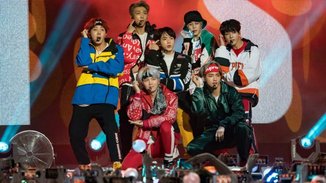 BTS Will Debut a New Single at the 2018 Billboard Music Awards - NBC