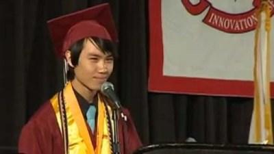 Calif. Teen Gets Full-Ride Scholarships to 9 Top Universities - NBC Southern California