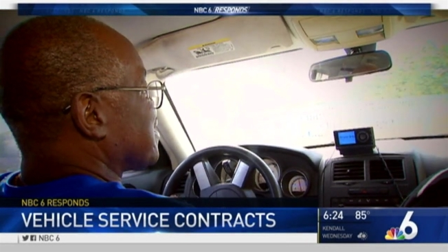 Couple Runs into Snag Trying to Cancel Vehicle Service Contract That