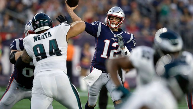 Interesting Tidbits in Eagles\u0027 Week 1 Unofficial Depth Chart - NBC