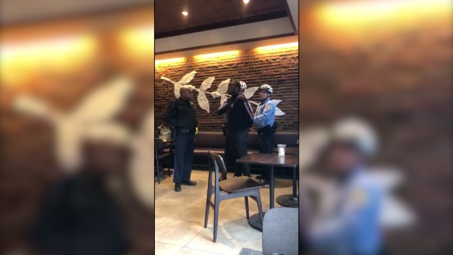 Listen Manager\u0027s 911 Call Before Arrest of 2 Black Men at Philly - starbucks store manager