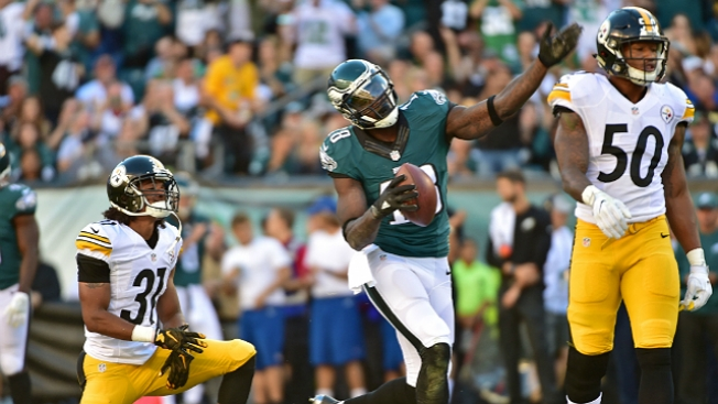 Eagles Need Dorial Green-Beckham\u0027s Production to Catch Up to