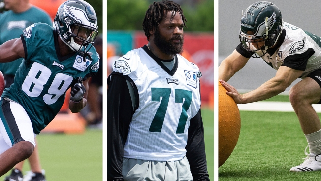A Breakdown of Eagles\u0027 First 2018 Unofficial Depth Chart - NBC 10