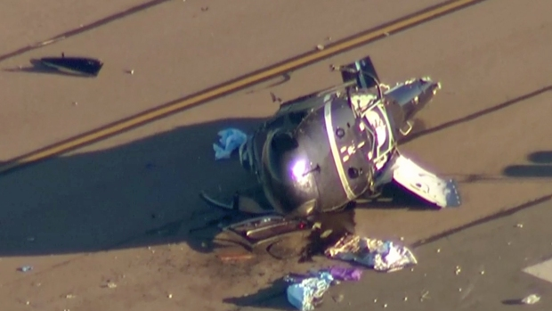 Pilot\u0027s Judgment Impaired in Fatal Helicopter Crash NTSB - NBC 7 - bruce erickson